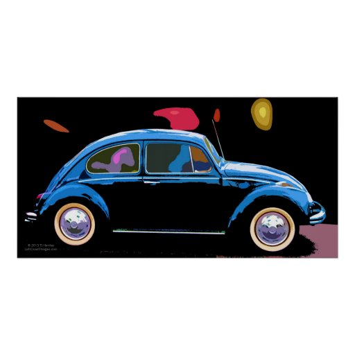 60'S BUG POSTER