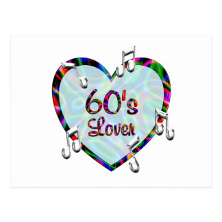60s Lover Post Card