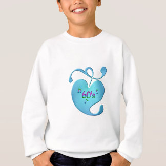 60s Music Love Sweatshirt