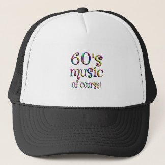 60s of Course Trucker Hat