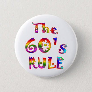 60s Rule 2 Inch Round Button