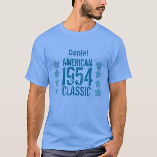 60th Birthday 1954 or any Year American Classic M3 T-Shirt