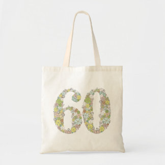 60th Birthday Anniversary Gift Show Shoulder Bag