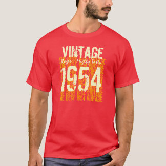 60th Birthday Gift 1954 Vintage Mighty Tasty 01 T-Shirt