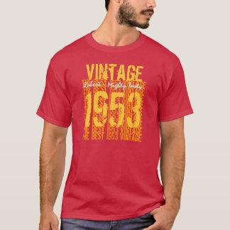 60th Birthday Gift Best 1953 Vintage T-Shirt