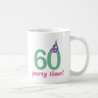 60th Birthday Gift Ideas Coffee Mug