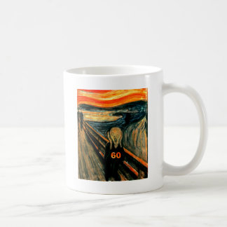 60th Birthday Coffee Mugs