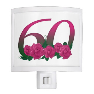 60th Night Light
