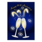 60th Wedding Anniversary Diamond Wedding Card