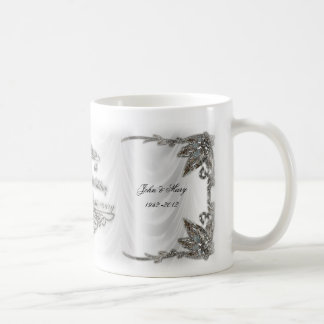 60th Wedding Anniversary Mug
