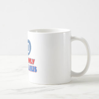 60th year old birthday designs coffee mug