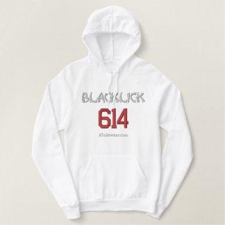 614 Blacklick Embroidered Hoodie