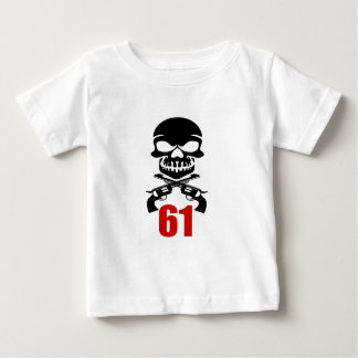 61 Birthday Designs Baby T-Shirt