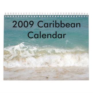 637, 2009 Caribbean Calendar