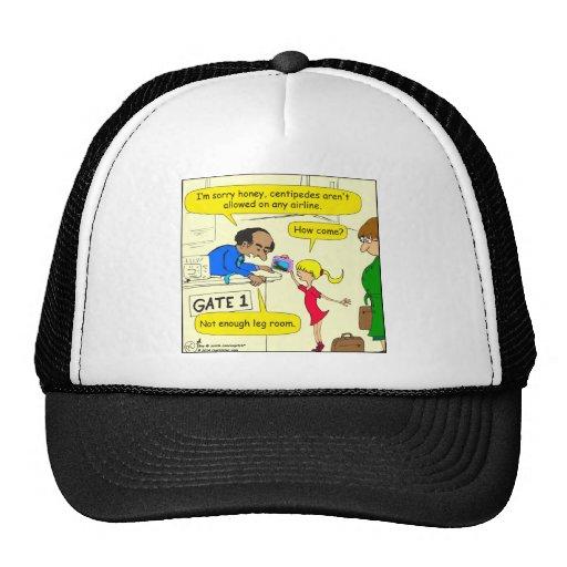 639 no leg room on airlines cartoon hats