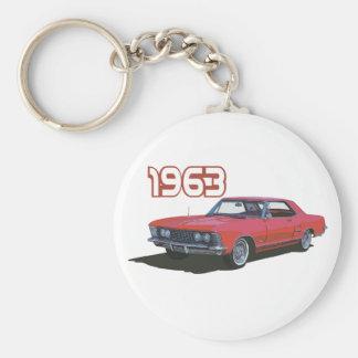 63 Riviera Keychain