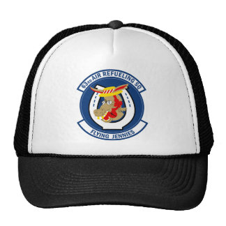 63rd Air Refueling Squadron -  Flying Jennies Trucker Hat