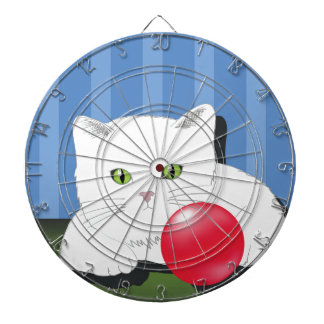 63White Cat_rasterized Dartboard