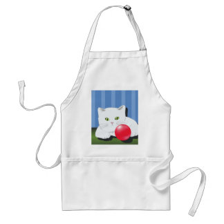63White Cat_rasterized Standard Apron