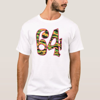 64 Age Camo T-Shirt
