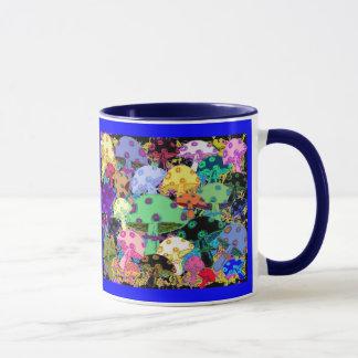 64 Mushrooms Mug