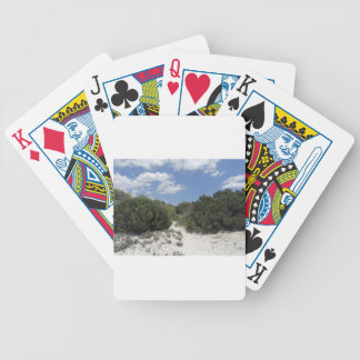 64-SOL16-185-3288 BICYCLE PLAYING CARDS