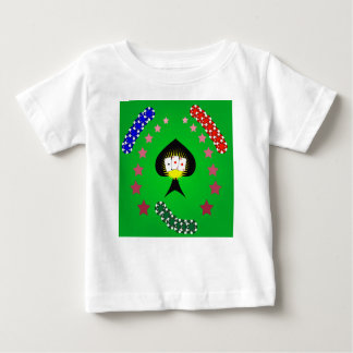 64Casino Logo_rasterized Baby T-Shirt