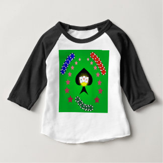 64Casino Logo_rasterized Baby T-Shirt
