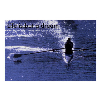 659_5919_RT80 j, Life is but a dream Poster