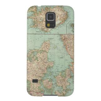 65 Denmark, Iceland Galaxy S5 Cover