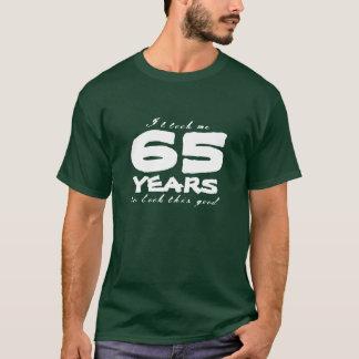 65th Birthday shirt   Customizable year number