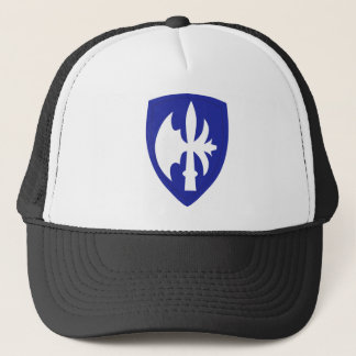 65th Infantry Division Trucker Hat