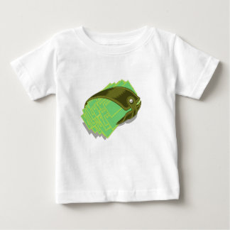 65Wallet_rasterized Baby T-Shirt