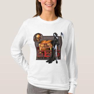 666 Ladies Basic Long Sleeve T-Shirt