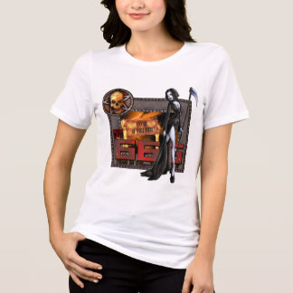 666 Ladies Relaxed Fit Jersey T-Shirt