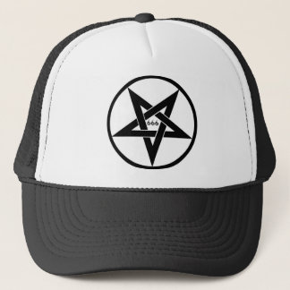 666 Pentagram Hat