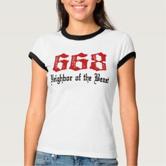 668 Neighbor of The Beast T-Shirt