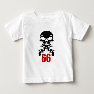 66 Birthday Designs Baby T-Shirt