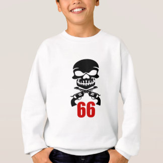 66 Birthday Designs Sweatshirt