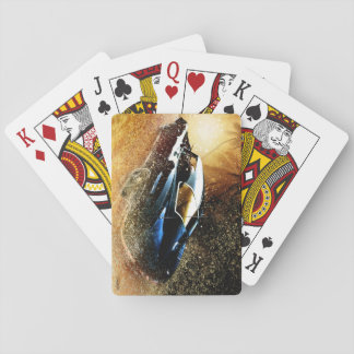 '66 Corvette Playing Cards
