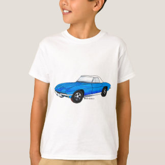 66 Corvette Sting Ray T-Shirt