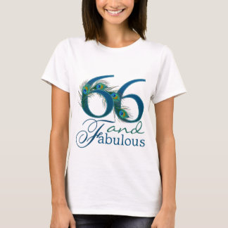 66th Birthday Shirts