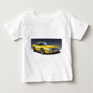 67_68_Firebird_Yellow Baby T-Shirt