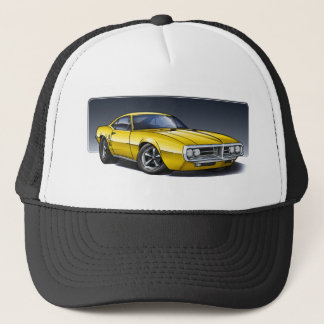 67_68_Firebird_Yellow Trucker Hat