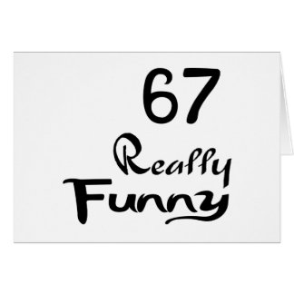 67 Really Funny Birthday Designs Card