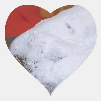 67-XMAS16-06-8156 HEART STICKER