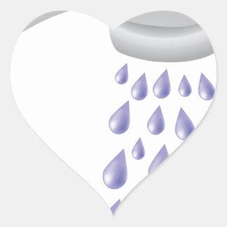 67Shower_rasterized Heart Sticker