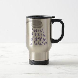 67Shower_rasterized Travel Mug