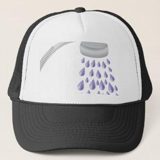 67Shower_rasterized Trucker Hat