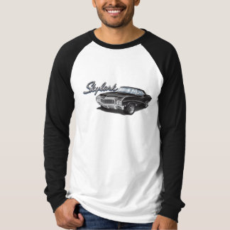 68 Buick Skylark in Black T-Shirt